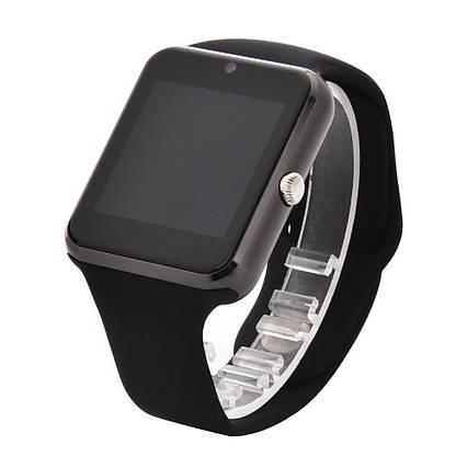 Смарт-годинник UWatch Q7s чорний, фото 2