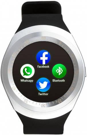 Смарт-часы UWatch Y1 Silver, фото 2