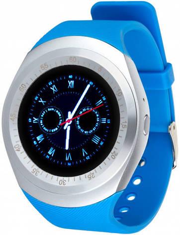 Смарт-годинник UWatch Y1 Blue, фото 2