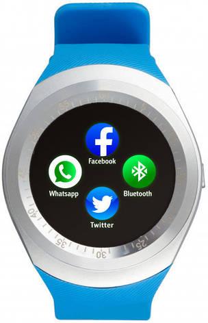 Смарт-часы UWatch Y1 Blue, фото 2