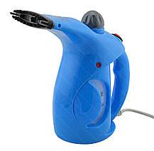 Вертикальный отпариватель ручной Аврора A7 Голубой, фото 3