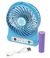 Настільний вентилятор xsfs-01 Синій