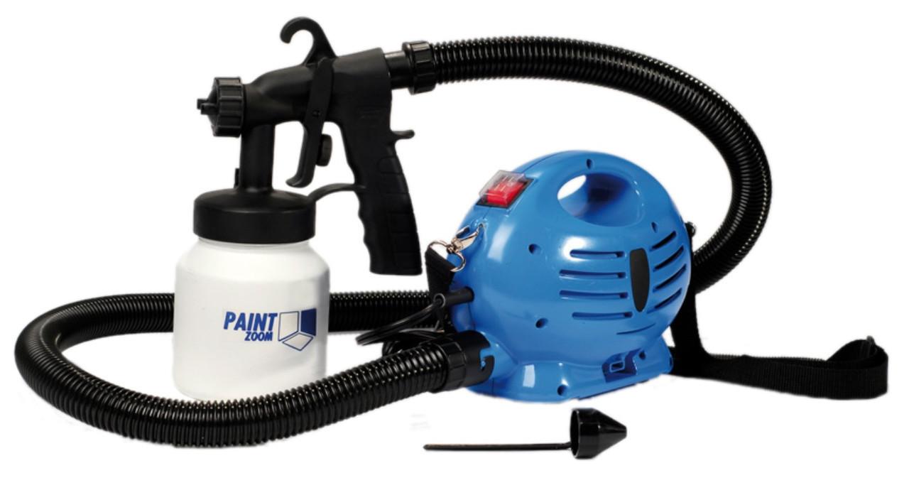 Paint Zoom (Пейнт Зум) Побутовий універсальний фарборозпилювач / розпилювач фарби