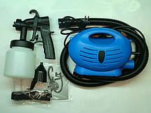 Paint Zoom (Пейнт Зум) Побутовий універсальний фарборозпилювач / розпилювач фарби, фото 3