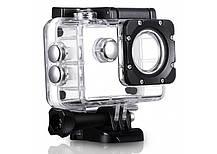 Водонепроницаемая спортивная экшн камера SJ4000 A7 Black, фото 3