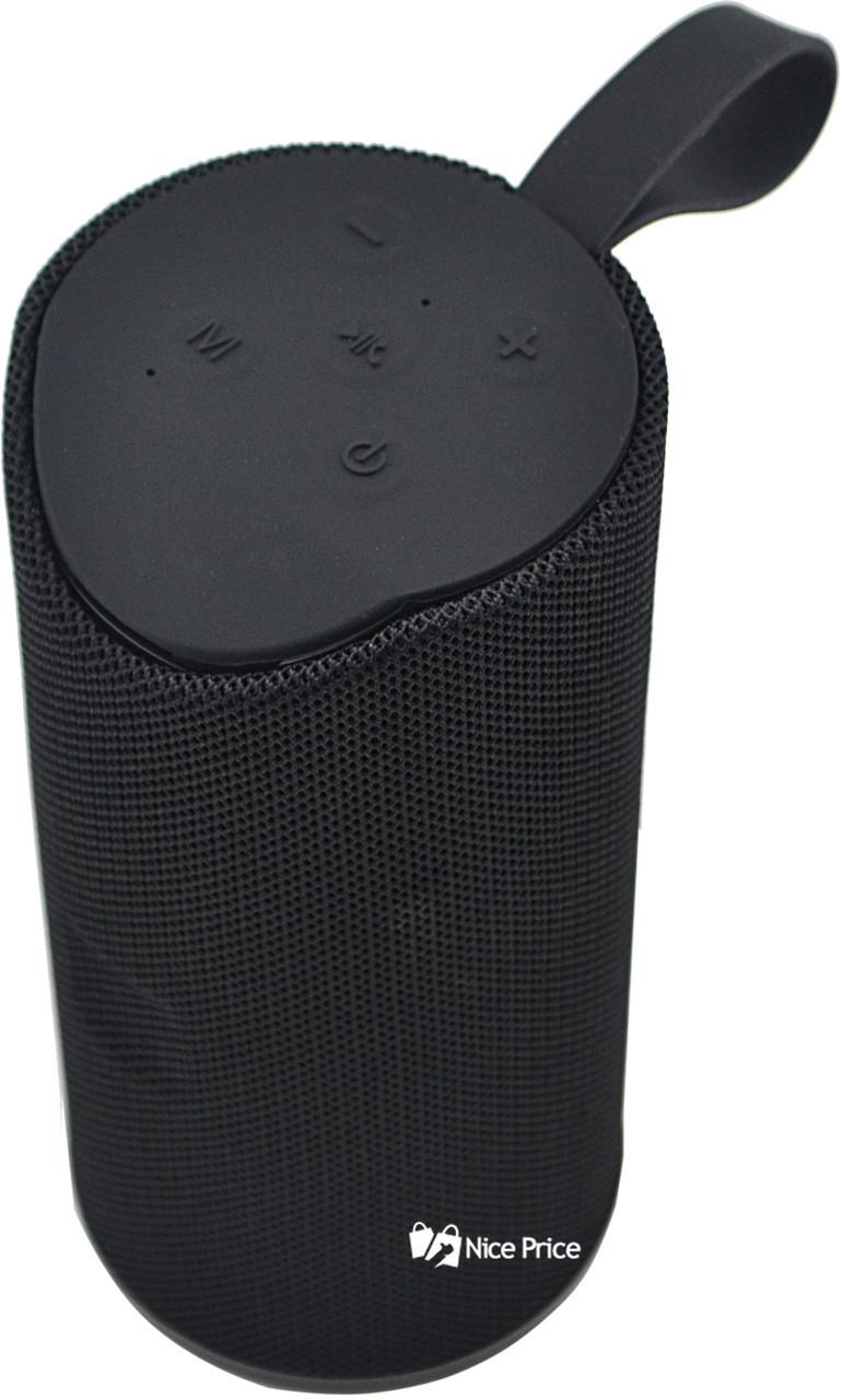 Портативная bluetooth колонка влагостойкая TG-113 черный