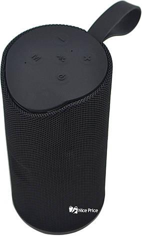 Портативная bluetooth колонка влагостойкая TG-113 черный, фото 2
