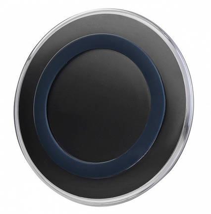 Беспроводное зарядное устройство UKC S6 черный, фото 2