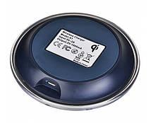 Беспроводное зарядное устройство UKC S6 черный, фото 3