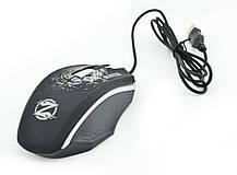 Игровая компьютерная мышь, мышка Zornwee XG73 Black, фото 3