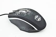 Игровая компьютерная мышь, мышка Zornwee XG73 Black, фото 2
