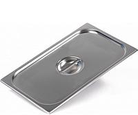 Крышка для гастроемкости Helios GD 1/1 из нержавеющей стали (7861/1)