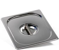 Крышка для гастроемкости Helios GD 1/2 из нержавеющей стали (7863/2)