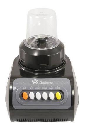 Блендер Domotec MS-9099 с кофемолкой 250W, фото 2