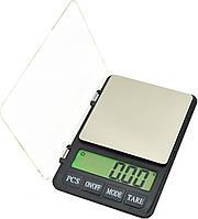 Карманные ювелирные электронные весы MIHEE 0,01-600 гр MH-999