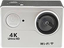 Водонепроникна спортивна екшн камера Delta H16-5 4K Wi Fi Silver, фото 3