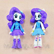 "Набор кукол 9в1 Литл Пони ""Девочки из Эквестрии"", 13 см - (My Little Pony Equestria Girls Minis School Dance), фото 3"
