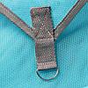 Пляжний килимок підстилка антипесок Sand-free Mat Блакитний, фото 4