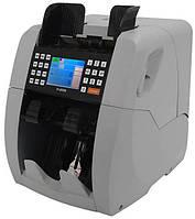 Машинка для счета денег c детектором Bill Counter H-8800 с режимом распознаванием номинала банкноты