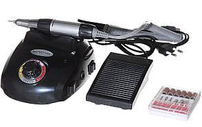 Профессиональный фрезер Beauty Nail Master DM-208 Glazing Machine 00073 для маникюра педикюра 30W черный