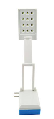 Лампа трансформер світильник ліхтар 12 led LED-412, фото 2