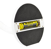 Настольная светодиодная сенсорная лампа лампа JEDEL 902 Black, фото 3