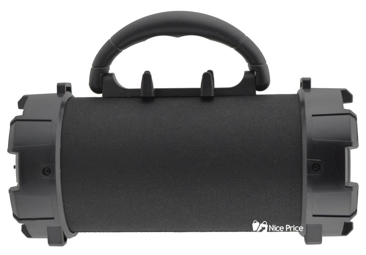 Портативна Bluetooth колонка UKC F18 NEW Black