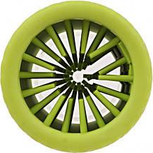 Стакан для мытья лап, лапомойка для собак Soft pet foot cleaner Green, фото 2