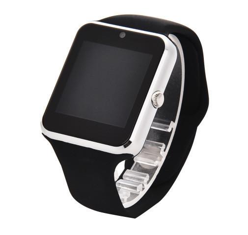 Смарт-часы UWatch Q7SP серебристый