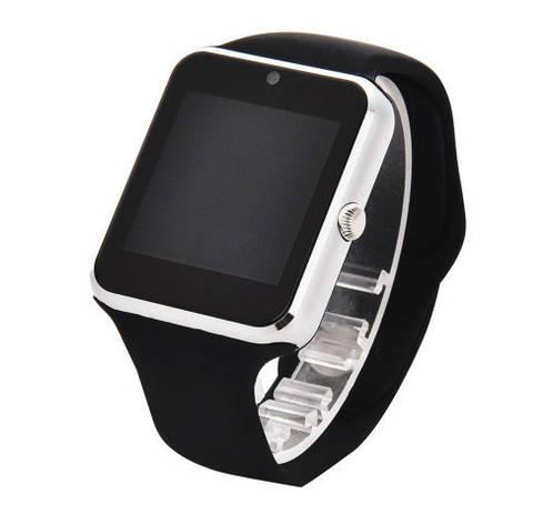 Смарт-часы UWatch Q7SP серебристый, фото 2