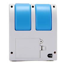 Мини-кондиционер вентилятор Mini Fan UKC HB-168 синий, фото 3
