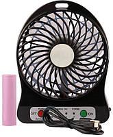 Настільний вентилятор xsfs-01 Чорний