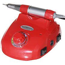 Професійний фрезер Beauty Nail Master DM-208 Glazing Machine 00073 30W червоний, фото 2