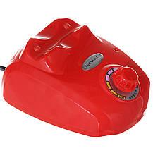 Профессиональный фрезер Beauty Nail Master DM-208 Glazing Machine 00073 30W красный, фото 3