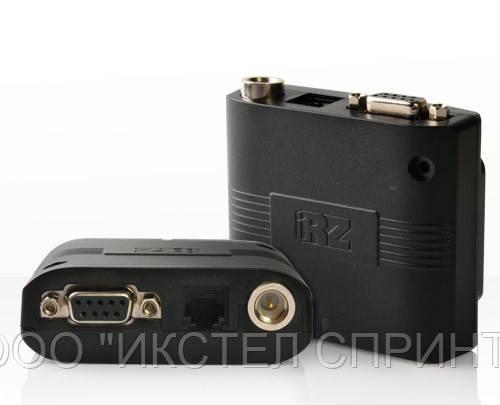 Модем IRZ MC55iT (использован модуль Siemens/Cinterion MC55i)