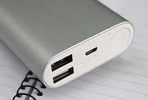 Внешний аккумулятор Power bank XIAOMI 16000 mah Silver, фото 3