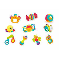 ✅ Набор погремушек Hola Toys, 10 шт. (939)