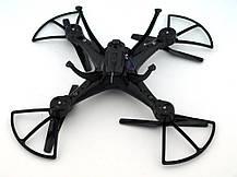 Квадрокоптер 1 Million c WiFi камерой Black, фото 3