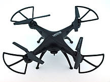 Квадрокоптер 1 Million c WiFi камерой Black, фото 2