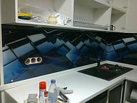 Скинали для кухни с фотоизображением на заказ
