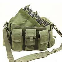 Сумка тактическая Condor Tactical Response Bag OD, фото 1