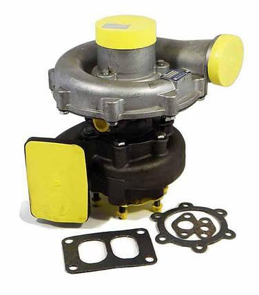 Турбокомпрессор ТКР- 6.1 (04)  (с клапаном), Двигатель Д-245.16Л-261,  Д-245.9-67  в наличии все модификации, фото 2