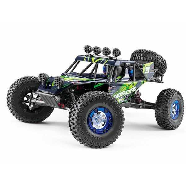 Машинка багги р/у 1:12 Feiyue Eagle-3 4WD (зеленый)