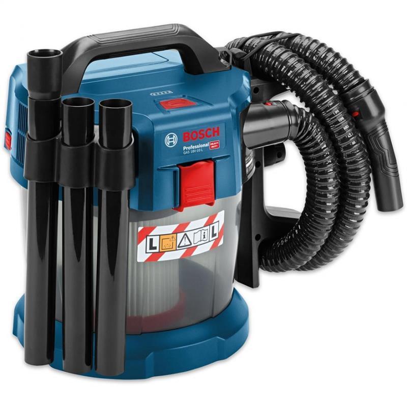 Пылесос Bosch GAS 20 L SFC Professional, 1200Вт, 20л