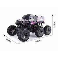 Джип 26612Bp Rock Crawler 1:8 (Розовый) р/у 2,4GHz, фото 1