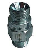 Клапан замедлитель цилиндра ЦС-100, ЦС-75  М 20хМ 20,