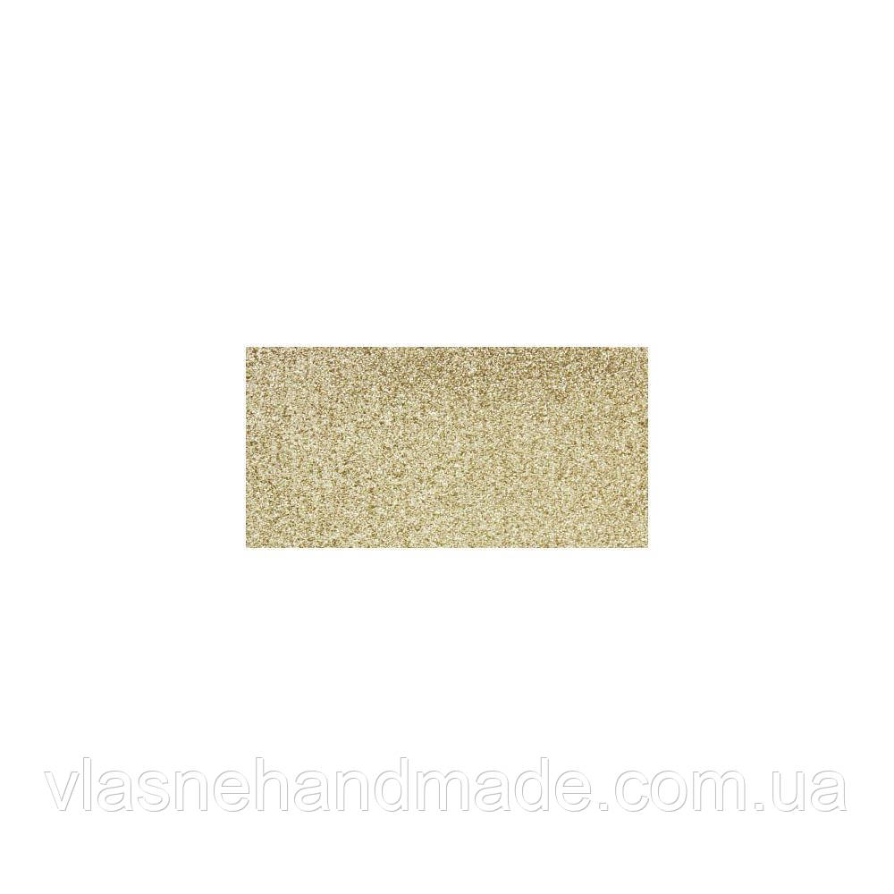 Кардсток глітерний - Bright Gold - Glitter - Best Creation - 30x30