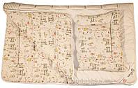 Комплект антиаллергенный Billerbeck Бэби У фермера одеяло и подушка стандартное 110х140 см
