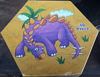 "Набор для творчества DI-46 ""Динозавр"" Шестигранник 46 предметов"
