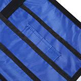 Настольный органайзер для учебных книг и тетрадей. Синий, Органайзеры для дома и путешествий, фото 2
